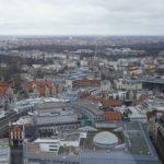 Leipzig town from Sparkkasse